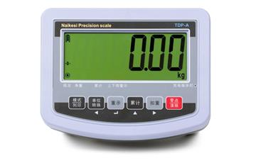 TDP-A Series Weighing Indicator Bench Scale