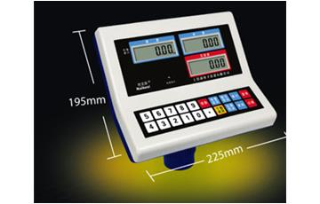 TCH Series Counting Indicator Bench Scale