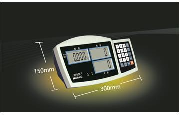 TC Series Counting Indicator Bench Scale