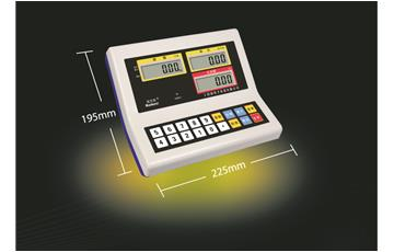 TAS Series Price Counting Indicator Bench Scale