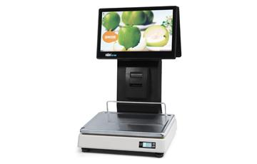 CL-A Sereis PC Cash Register All-In-One Scale